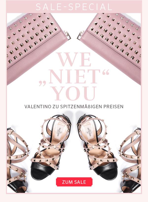 Sale Special Valentino: Valentino zu spitzenmäßigen Preisen